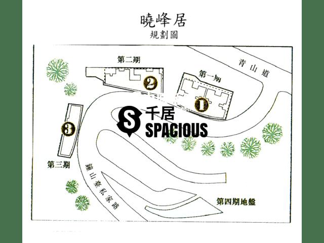 荔枝角 - 晓峰居 平面图 03