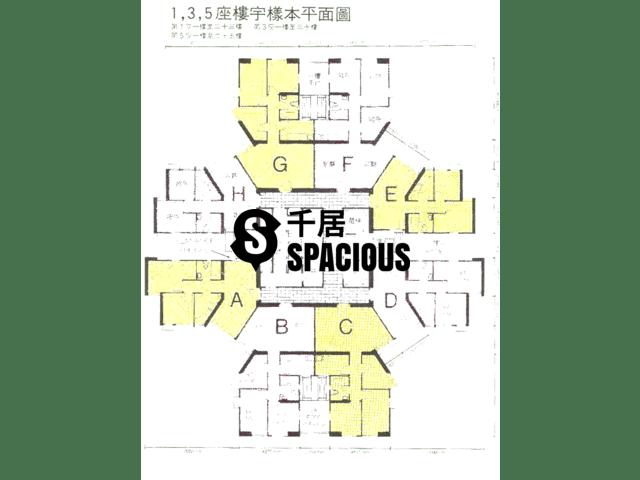 Tai Koo Shing - Kornhill Garden Floor Plan 11