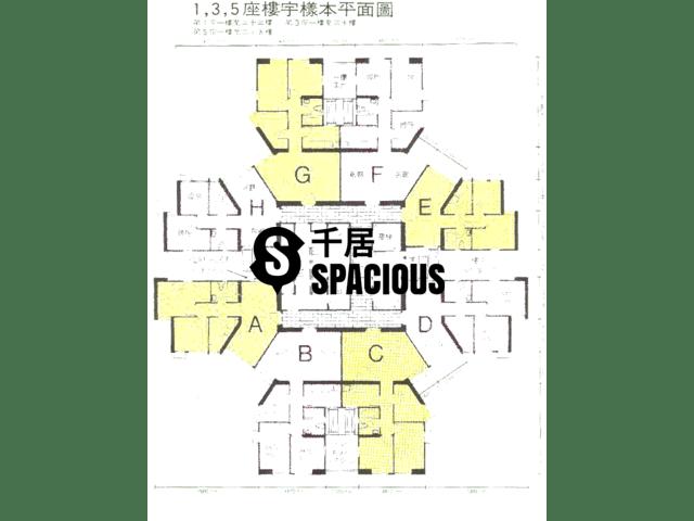 Tai Koo Shing - Kornhill Garden Floor Plan 10