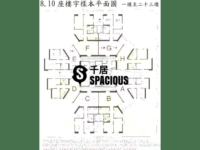 Tai Koo Shing - Kornhill Garden Floor Plan 09