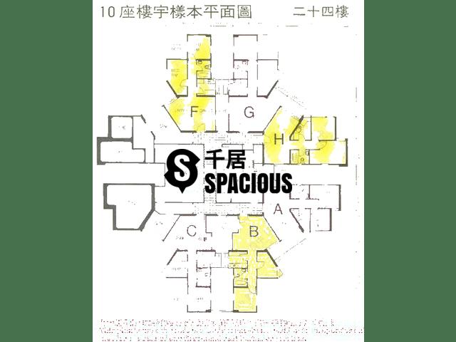 Tai Koo Shing - Kornhill Garden Floor Plan 08