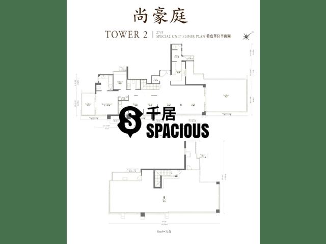 元朗 - 尚豪庭 平面圖 15