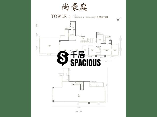 元朗 - 尚豪庭 平面圖 13