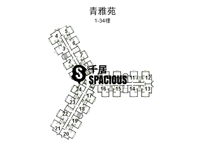 Tsing Yi - CHING NGA COURT Floor Plan 01