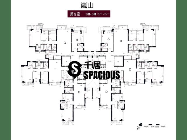 大埔 - 岚山 平面图 54