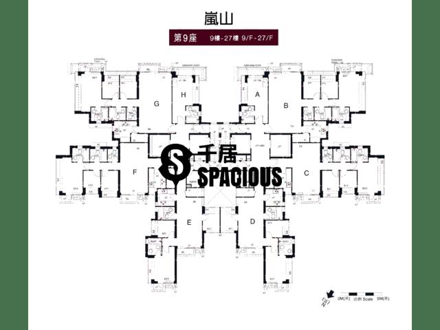 大埔 - 岚山 平面图 53