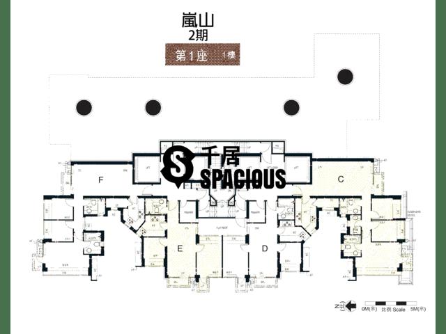 大埔 - 岚山 平面图 22
