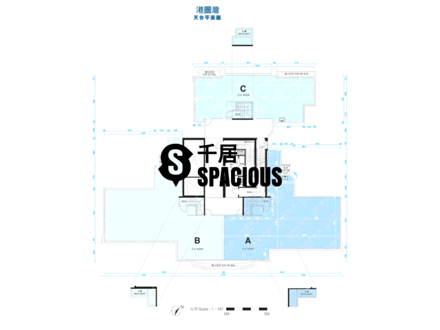 To Kwa Wan - Bayview Floor Plan 06