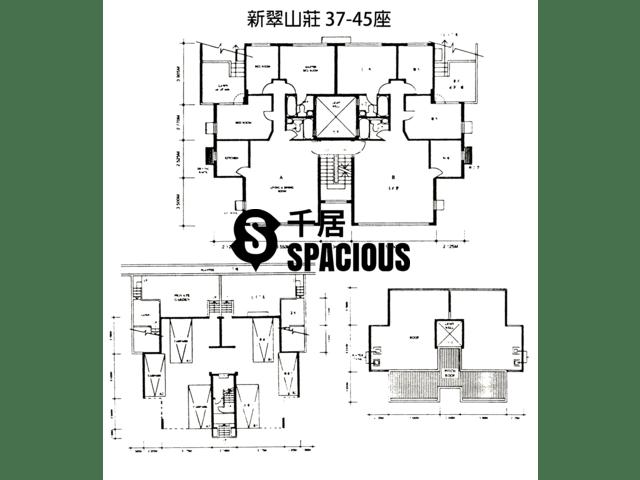 Tai Po Kau - Villa Castell House Floor Plan 02