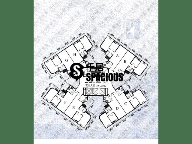 Tsuen Wan - The Blue Yard Floor Plan 01