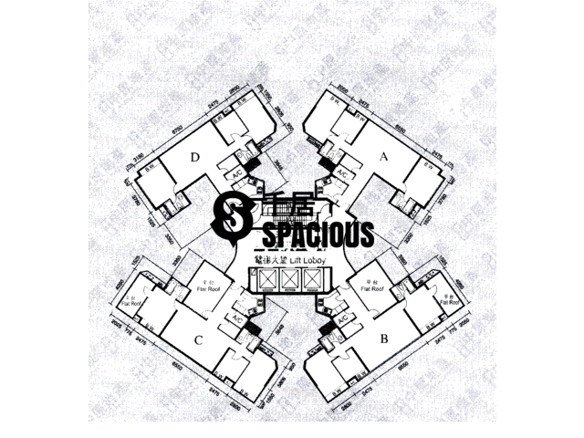 Tsuen Wan - The Blue Yard Floor Plan 05