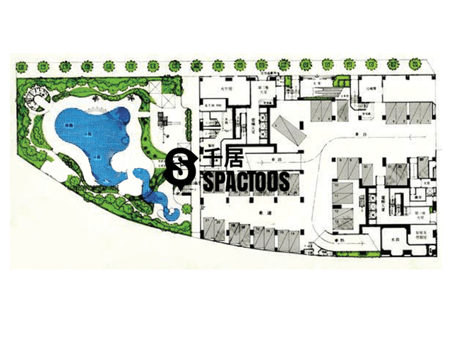 Sha Tin - SCENERY COURT Floor Plan 01