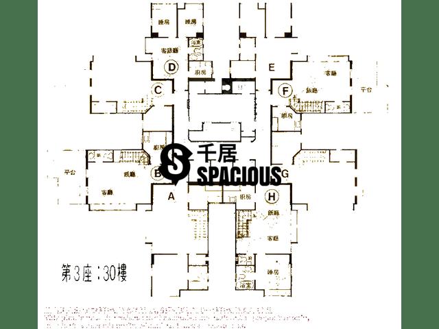 Kwai Chung - KWAI CHUNG PLAZA Floor Plan 01