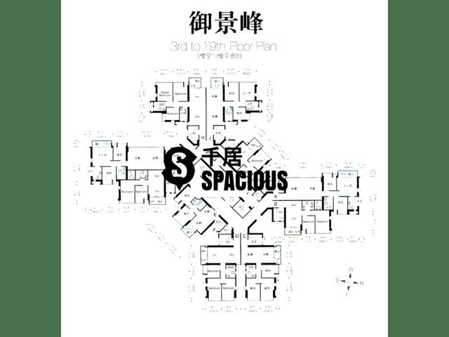 Sheung Shui - 8 ROYAL GREEN Floor Plan 02