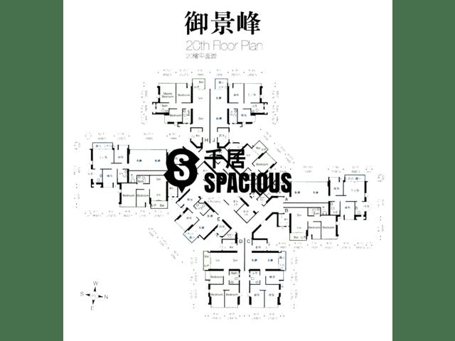 Sheung Shui - 8 ROYAL GREEN Floor Plan 05