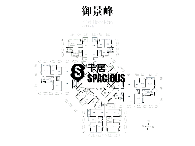 Sheung Shui - 8 ROYAL GREEN Floor Plan 07