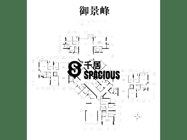 Sheung Shui - 8 ROYAL GREEN Floor Plan 04