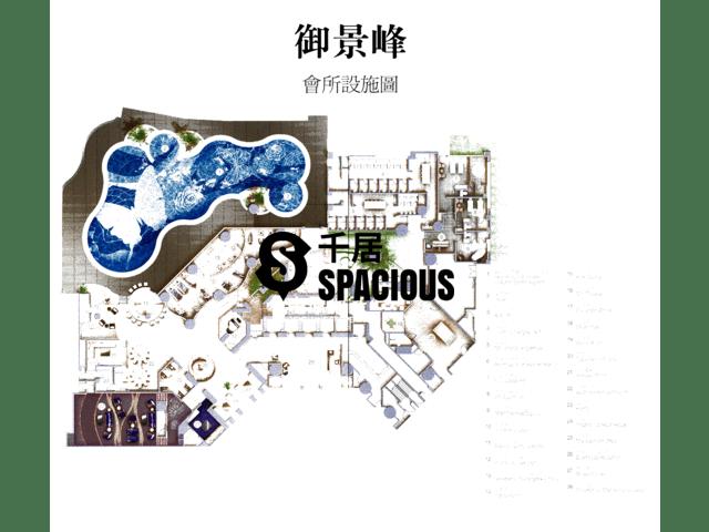 Sheung Shui - 8 ROYAL GREEN Floor Plan 08