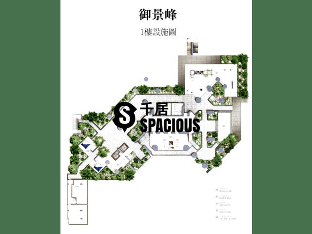 Sheung Shui - 8 ROYAL GREEN Floor Plan 10