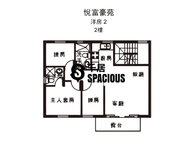 南生围 - 悦富豪苑 平面图 25