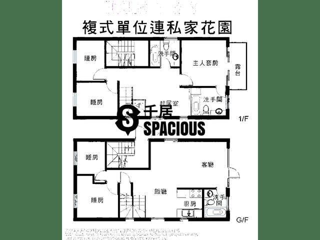 南生围 - 悦富豪苑 平面图 29