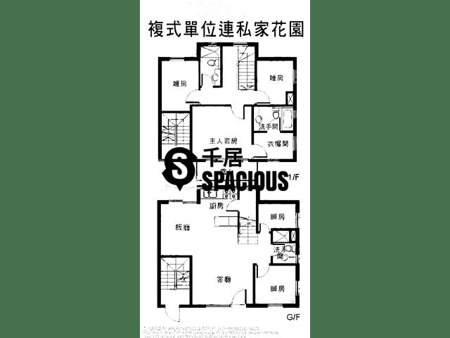 南生围 - 悦富豪苑 平面图 26