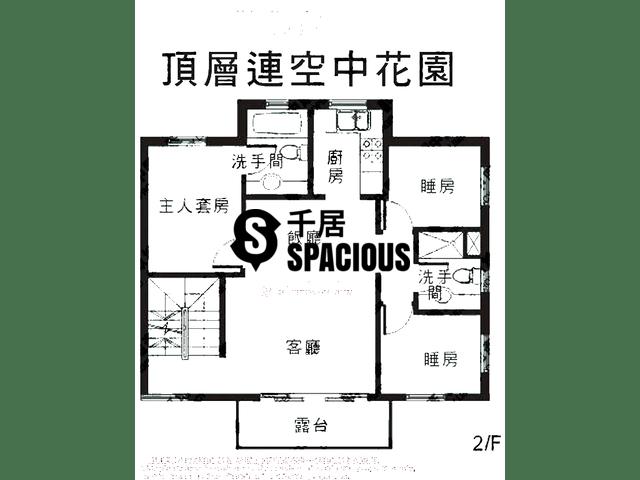 南生围 - 悦富豪苑 平面图 12