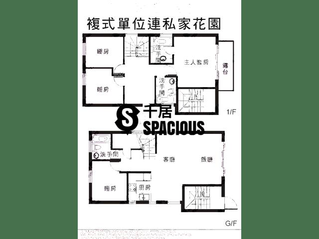 南生围 - 悦富豪苑 平面图 31
