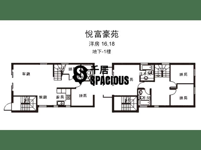 南生围 - 悦富豪苑 平面图 07