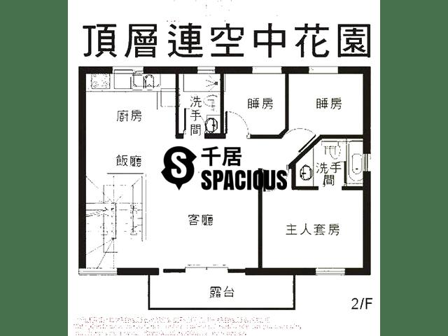 南生围 - 悦富豪苑 平面图 23