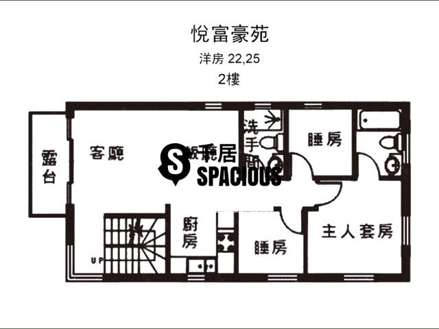 南生围 - 悦富豪苑 平面图 21