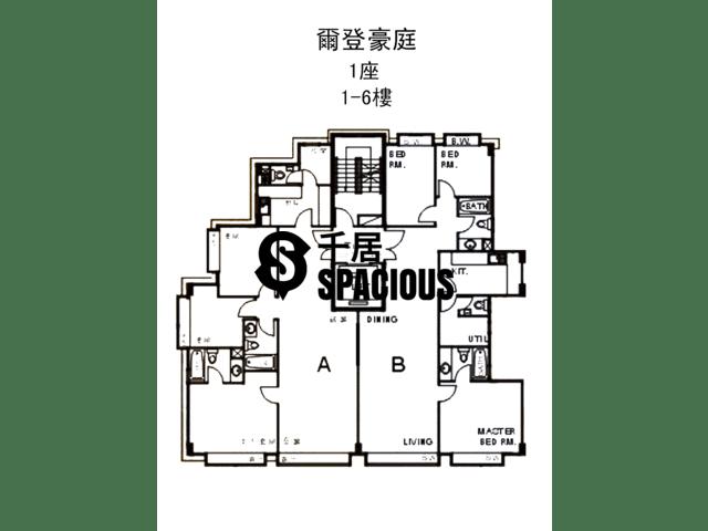 Cheung Sha Wan - Monte Carlton Floor Plan 03