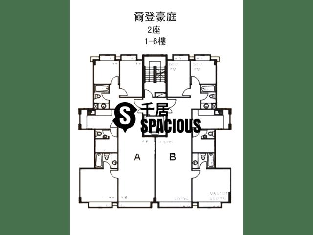 Cheung Sha Wan - Monte Carlton Floor Plan 12