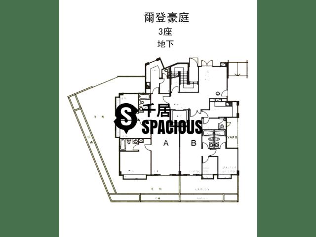 Cheung Sha Wan - Monte Carlton Floor Plan 01