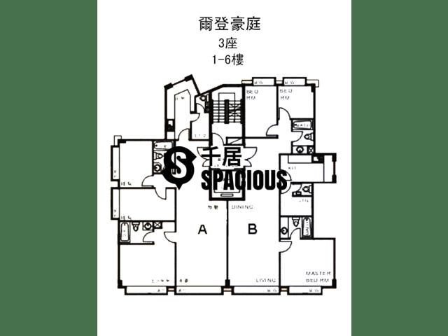 Cheung Sha Wan - Monte Carlton Floor Plan 07