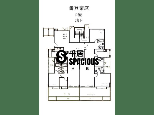 Cheung Sha Wan - Monte Carlton Floor Plan 06