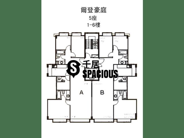 Cheung Sha Wan - Monte Carlton Floor Plan 05