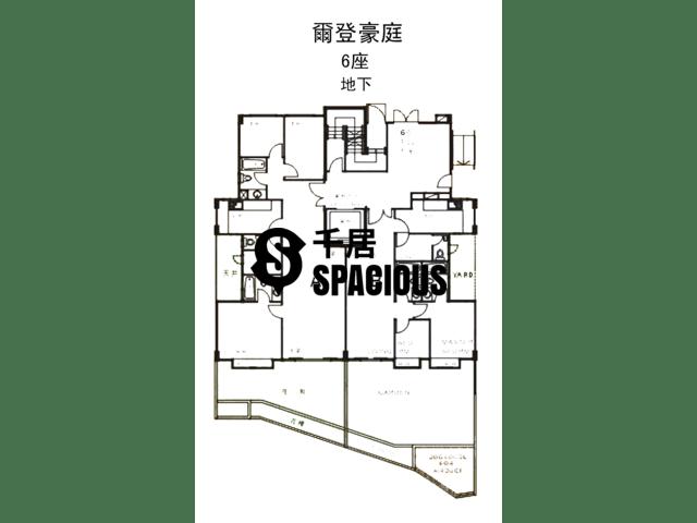 Cheung Sha Wan - Monte Carlton Floor Plan 04