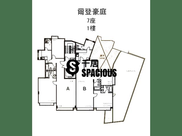 Cheung Sha Wan - Monte Carlton Floor Plan 11