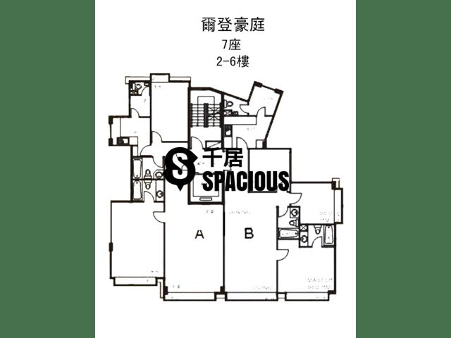 Cheung Sha Wan - Monte Carlton Floor Plan 15