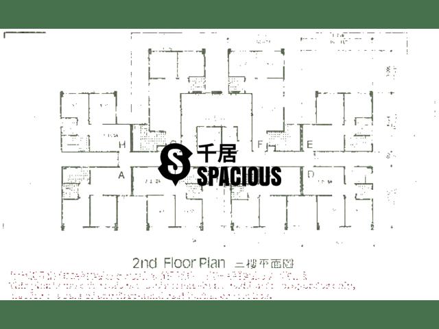 Shek Kip Mei - Po Tin Building Floor Plan 01