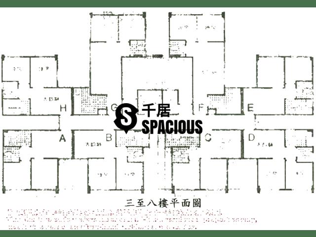 Shek Kip Mei - Po Tin Building Floor Plan 03