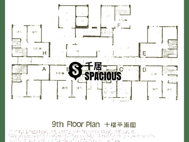 Shek Kip Mei - Po Tin Building Floor Plan 02