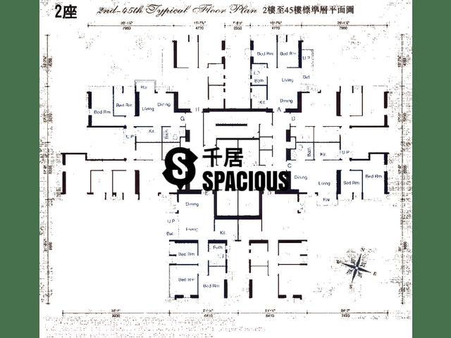 Sheung Shui - ROYAL GREEN Floor Plan 06