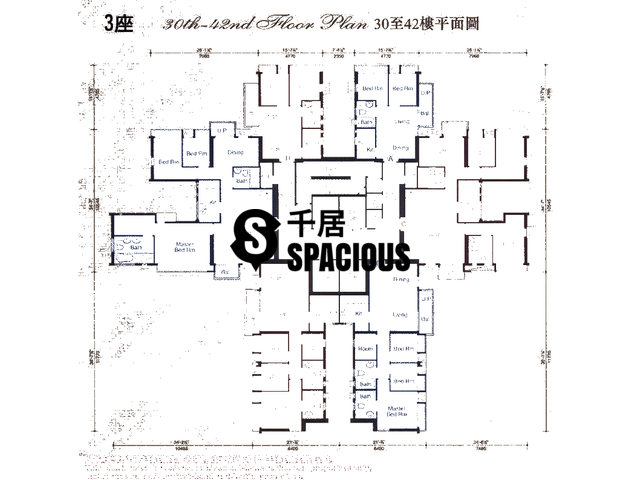 Sheung Shui - ROYAL GREEN Floor Plan 12