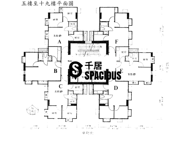 Yuen Long - TUNG YIK BUILDING Floor Plan 01