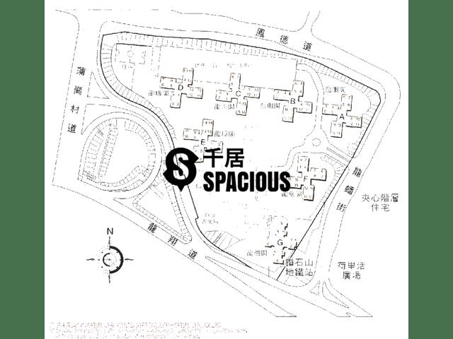 钻石山 - 龙蟠苑 平面图 02