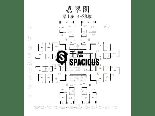 Kwai Chung - GREENKNOLL COURT Floor Plan 05