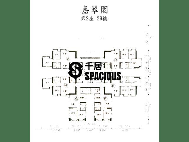Kwai Chung - GREENKNOLL COURT Floor Plan 03