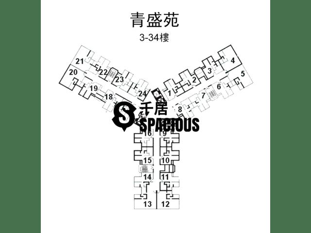 Tsing Yi - CHING SHING COURT Floor Plan 01